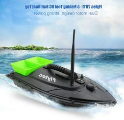 1 / 7Flytec HQ2011 - 5 Fishing Tool Smart RC Bait Boat Toy
