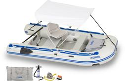 SEA EAGLE 10.6SR DELUXE SWIVEL SEAT CANOPY PACKAGE INFLATABL