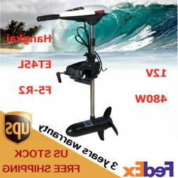 12V Electric Trolling Motor Outboard Motor Inflatable Fishin