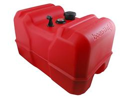 Attwood 8812LPG2 12-Gallon Portable Fuel Tank with High-Flow