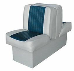 Wise 8WD707P-1-660 Deluxe Lounge Seat Grey/Navy