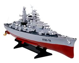 "German Bismarck Military Battleship 1/360 RC 28"" Warship R/C"