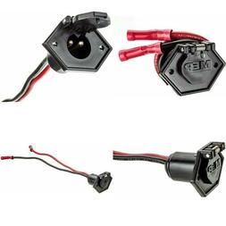Trolling Motor Receptacle Power Accessories 2-Prong 12-24-36