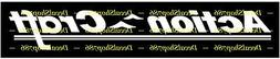 Action Craft Fishing Boats - Outdoor Sports - Vinyl Die-Cut