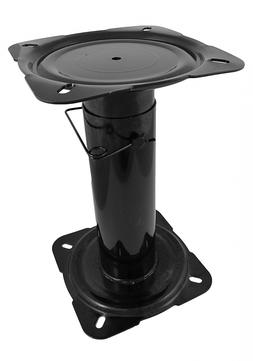 BEST Adjustable Pedestal Base Boat Seat Post Mount Chair Sta