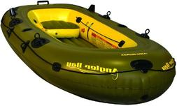 AIRHEAD ANGLER BAY Inflatable Boat, 4 person