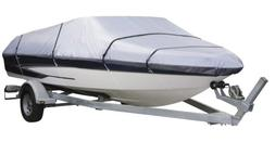 Pyle Armor Shield Boat Cover, 16-18.5-Feet x 98-Inch