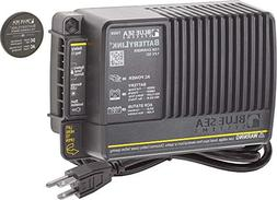 Blue Sea Systems Battery Link Charger 10A 2 Bank with 65A Au