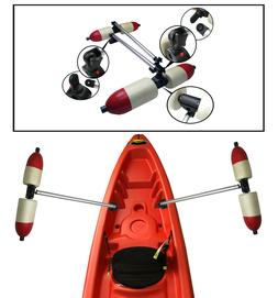 Pactrade Marine Boat Kayak Canoe PVC Outrigger Arms Stabiliz