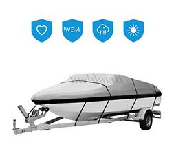 Brightent Boat Cover Heavy Duty 600D Three Sizes Water Proof