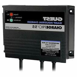 ChargePro 10A 2 Bank 12V/24V Waterproof Battery Charger
