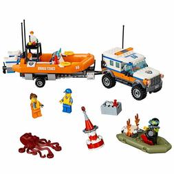LEGO City Coast Guard 4 x 4 Response Unit 60165 Building Kit