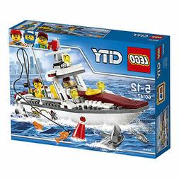 LEGO City Fishing Boat 2016