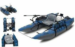 Colorado XTS Inflatable Fishing Pontoon Boat With Transport