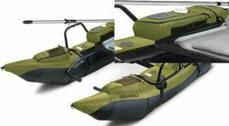 Classic Accessories Colorado Inflatable Fishing Pontoon Boat