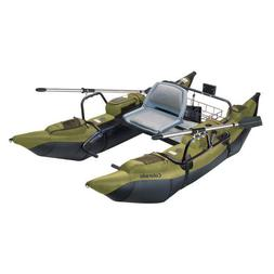 Trout Unlimited Colorado Pontoon Boat
