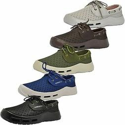 Soft Science Comfort Footwear~The Fin~5 Colours~Mens Boat Sh