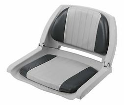 Wise Contour Molded Plastic Seat with Thick Embossed Vinyl C