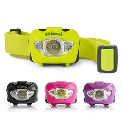 CREE LED Head Lamp - Best Headlight Running Lights for Jogge