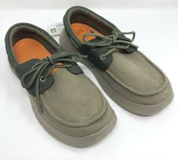 Soft Science Cruise Canvas Boat / Fishing Shoes Men's Size