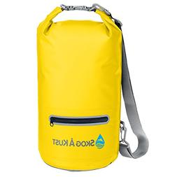 Såk Gear DrySak Waterproof Dry Bag | 20L Yellow