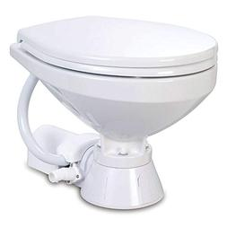 Jabsco 37010-3092 Electric Marine Toilet Compact Bowl 12 Vol
