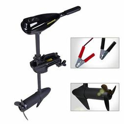 Electric Outboard Brush Motor Inflatable Fishing Boat Outsid