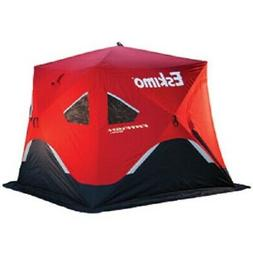 Eskimo FF949I FatFish Insulated Pop-up Portable Ice Shelter,