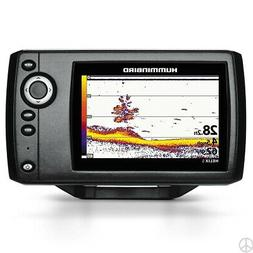 "Fish Finder Helix G2 5 GPS 5"" With Transducer Sports Kayaks"