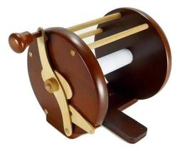Fishermans Wooden Toilet Paper Reel