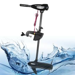 Fishing Boat Electric Outboard Motor  Propeller 1900r/min 24