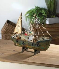 FISHING BOAT MODEL #18486--A HOLIDAY GIFT IDEA FOR THE MODEL