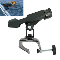 Fishing Boat Rods Holder 360 Degree Rotation Adjustable Powe