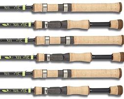 G-Loomis E6XT-8032S-JWR Jig and Worm Spinning Rod