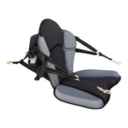 GTS Expedition Molded Foam Kayak Seat - Water Bottle Pack Co