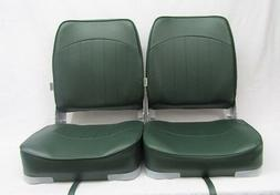 WISE HIGH BACK BOAT SEAT, GREEN, WD781-713, SET OF 2