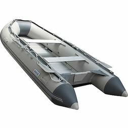 BRIS 10.8 ft Inflatable Boat  Raft Fishing Dinghy Tender Pon