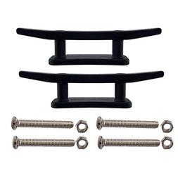 """2 X 3"""" Kayak Boat Canoe Mooring Deck Mount Anchor Cleat with"""