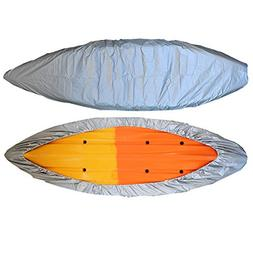 RONGT Kayak Canoe Storage Cover, Waterproof and Dust-Proof U