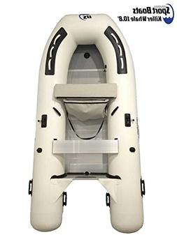 Inflatable Sport Boats Killer Whale 10.8' - Model 330 - Alum
