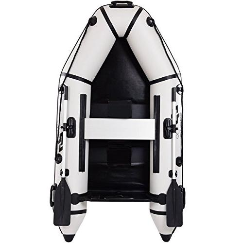 Inflatable Dinghy Boat Tender Raft Deep Bottom and