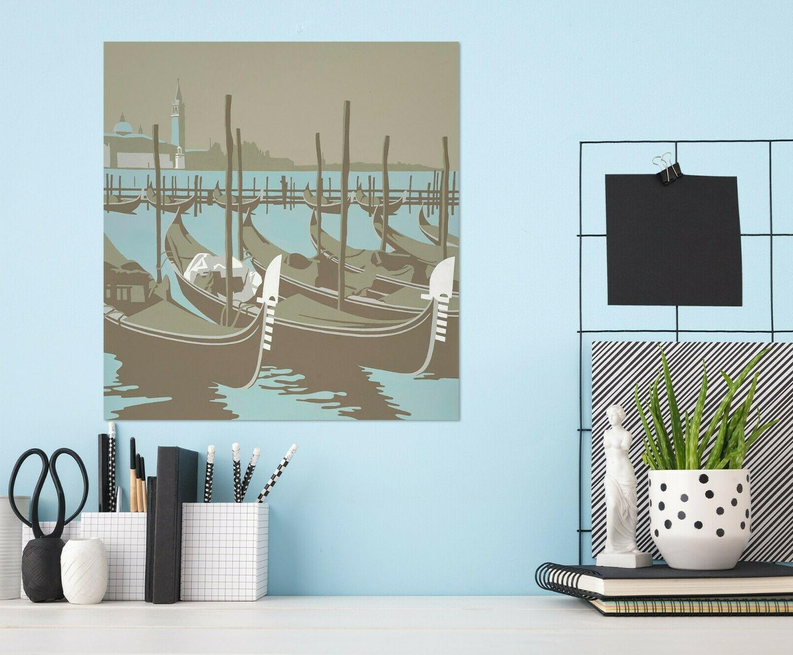 3D Fishing Wall Stickers Mural Decals