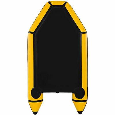 Goplus Inflatable Dinghy Boat Rafting Water Sports