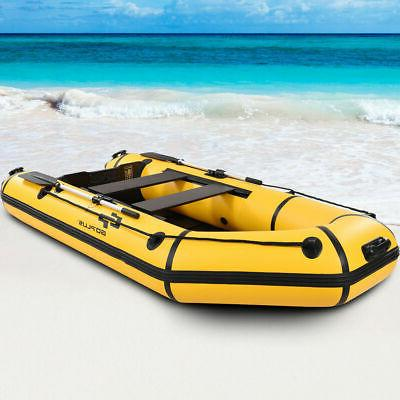 4 person 10ft inflatable dinghy boat fishing