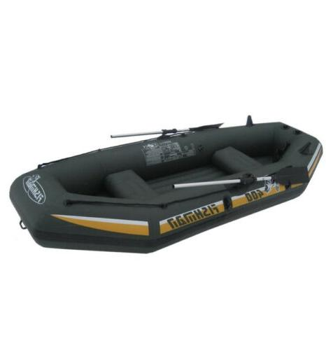 8 inflatable boat fishing raft z ray