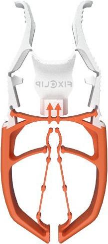 FIXCLIP - The Storm Proof & Lockable Clothespin - Keeps Your