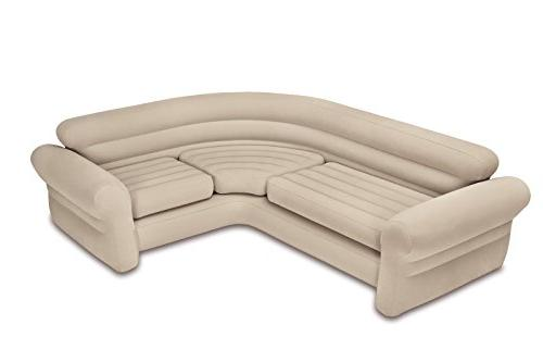 "Intex Sofa, 101"" 80"" X 30"""