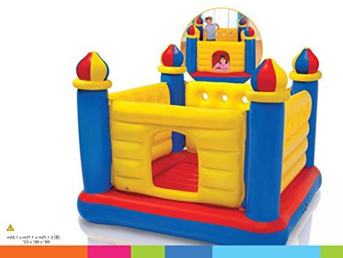 Castle Inflatable Bouncer, for