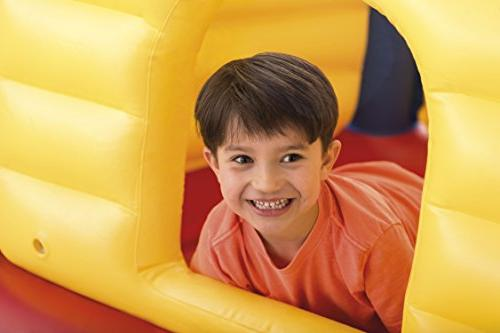 Intex Castle Inflatable Bouncer, Ages
