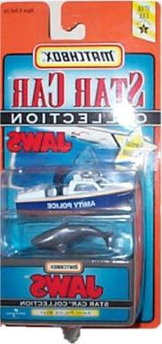 Matchbox Star Car Collection - Series 2 - Jaws  - Special Ed